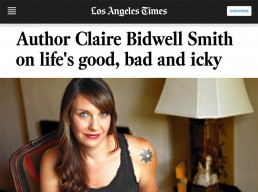LA Times | Claire Bidwell Smith