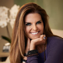 Maria Shriver review Claire Bidwell Smith